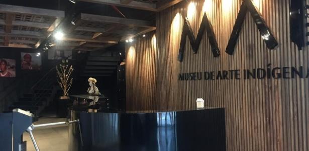 Museu de Arte Indígena vai ser inaugurado em novembro e fica localizado na Avenida  Água Verde, 1413, no bairro Água Verde - Divulgação