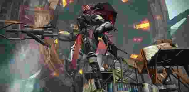 """A atualização de """"Destiny"""" exige que o jogador possua a expansão """"Rise of Iron"""" - Divulgação"""