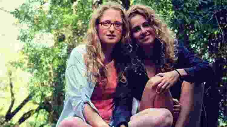 Aline Klein e Carol Duarte - Reprodução/Instagram - Reprodução/Instagram