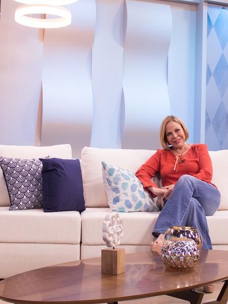 Claudete Troiano vai ganhar um segundo programa na TV Aparecida - Divulgação
