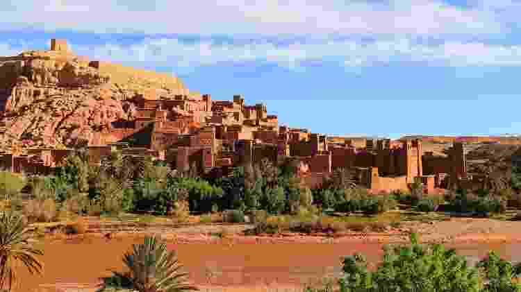 Ksar of Ait Benhaddou, Marrocos - Getty Images/iStockphoto - Getty Images/iStockphoto
