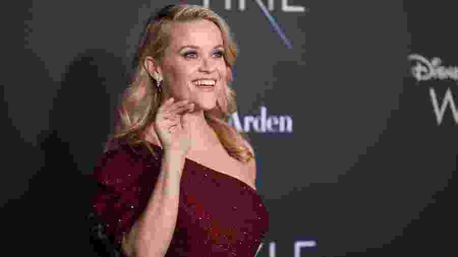 A atriz e produtora Reese Witherspoon - Christopher Polk/Getty Images