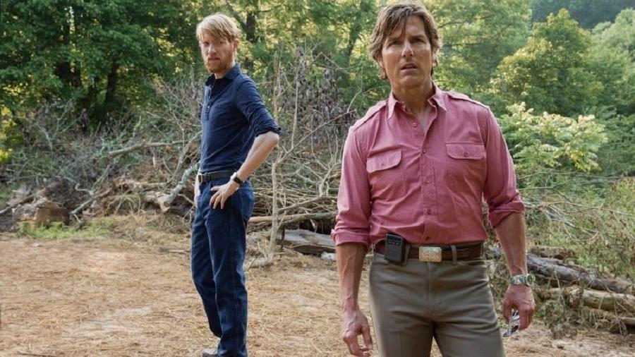 """Cena de """"Feito na América"""", estrelado por Tom Cruise e rodada na Colômbia - Divulgação"""