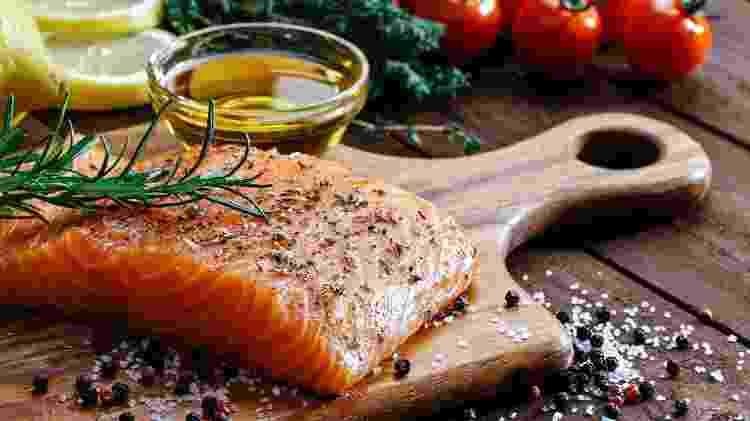 salmão - iStock - iStock
