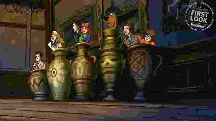 Scooby 2 - Reprodução/EW - Reprodução/EW
