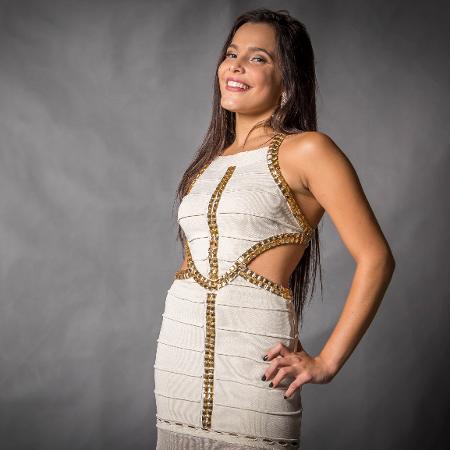 "Emilly Araújo, vencedora da edição 2017 do ""Big Brother Brasil"" - Paulo Belote/Globo"