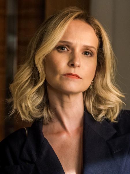 """Fernanda Rodrigues participou do programa """"Que história é essa, Porchat?"""" - Raquel Cunha/Globo"""
