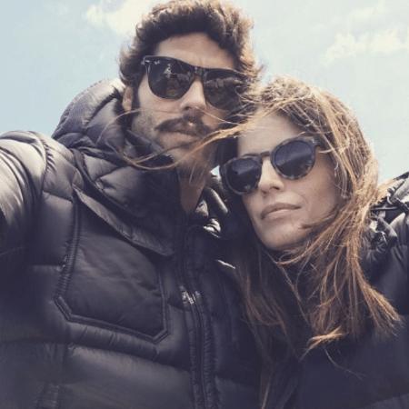 Dudu Azevedo e Fernanda Mader - Reprodução/Instagram/duduazevedo