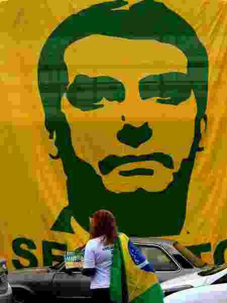 """Grupo """"Mulheres com Bolsonaro #17 (Oficial)"""" tem 773 mil membros - Fernando Calzzani/Photopress"""