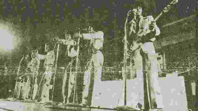Jackson 5 em ação - Reprodução - Reprodução