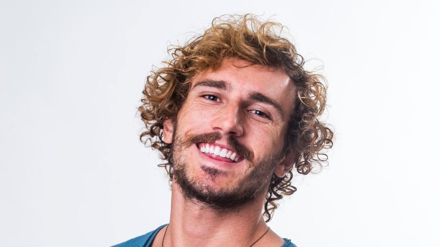 """Alan, um  dos participantes do """"BBB19"""" - Divulgação/Globo/Victor Pollak"""
