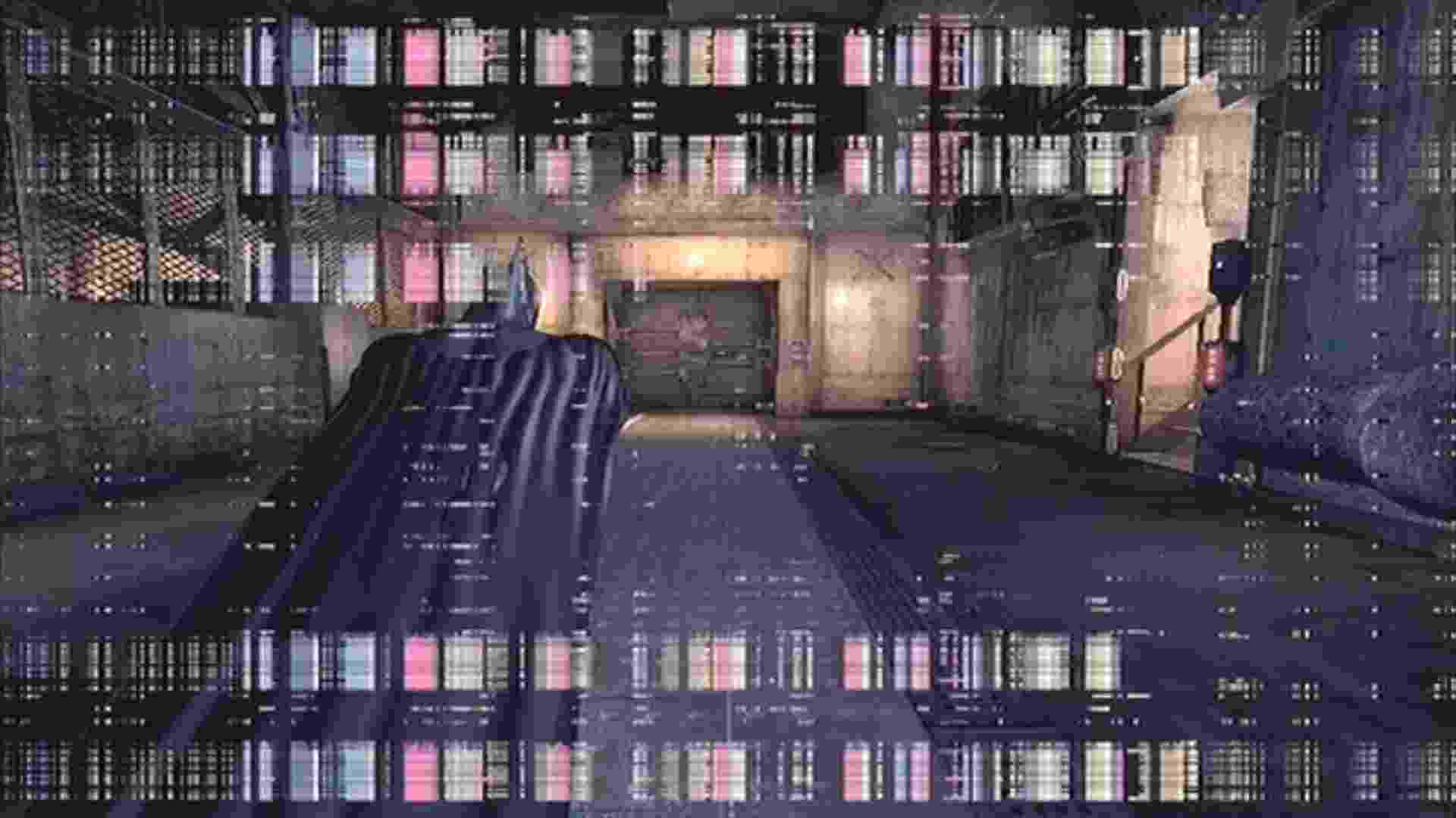 Batman: Arkham Asylum - Reprodução