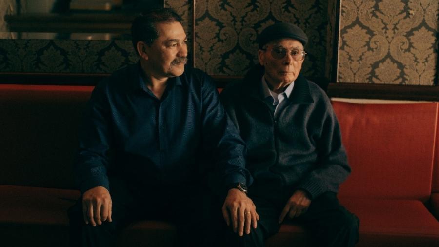 Casal se conheceu no fim da década de 80 no bar que hoje é de Cícero - André Giorgi/UOL