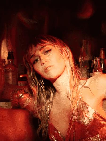 Miley Cyrus - Reprodução/YouTube