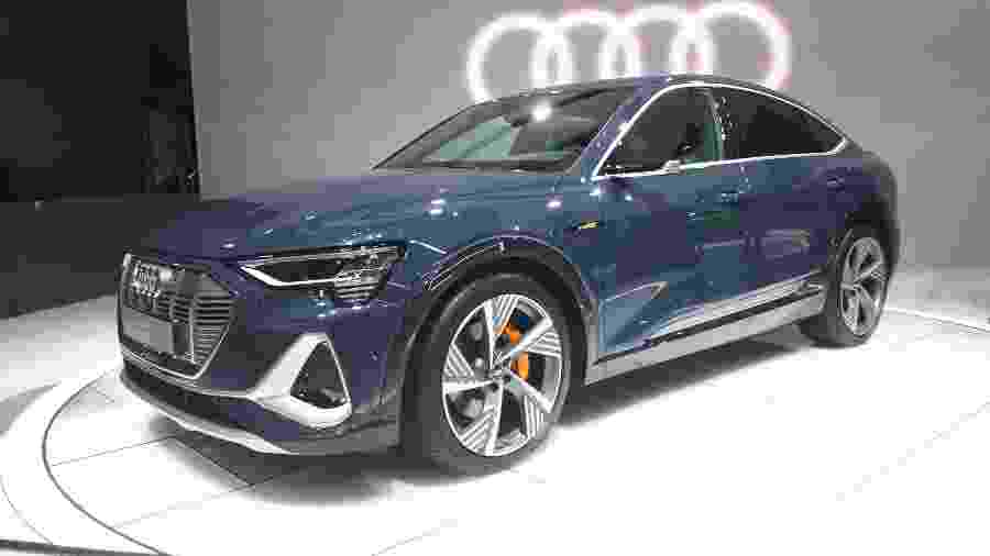 Audi e-tron Sportback - Vitor Matsubara/UOL