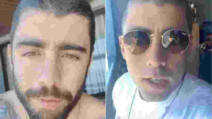 Pedro Scooby raspou o cabelo e a barba - Reprodução/ Instagram