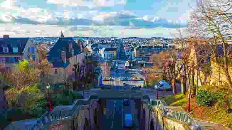 A pequena cidade de Le Mans fica a pouco mais de 200 km de Paris - Getty Images/iStockphoto