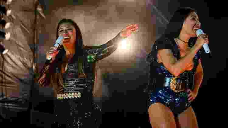 Show de Simone e Simaria no CarnaUOL 2020 - Flavio Moraes/UOL - Flavio Moraes/UOL