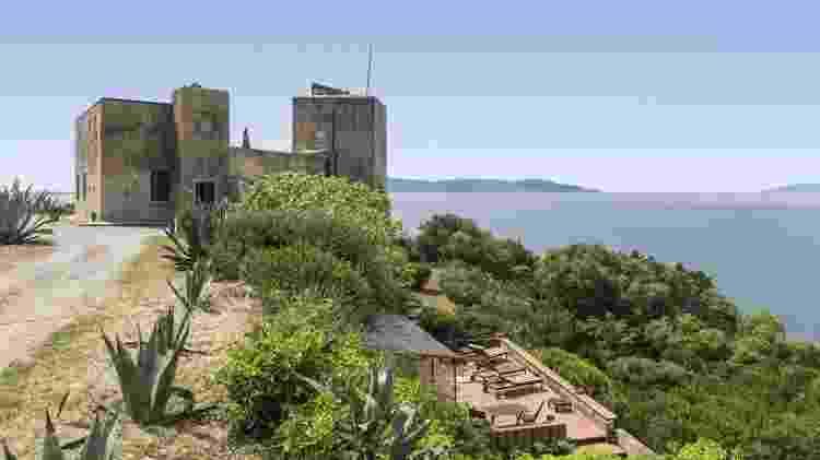 Vila Torre Talamon, em Grosseto, na Itália - Divulgação/Oliver's Travels
