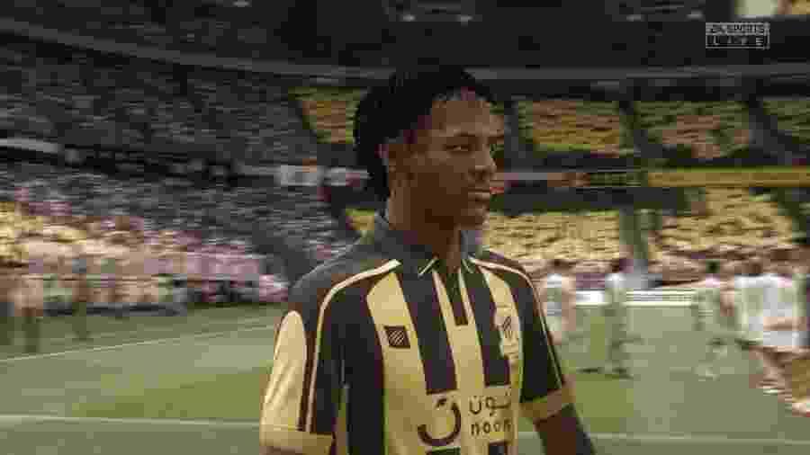 FIFA 20 Romarinho - Reprodução