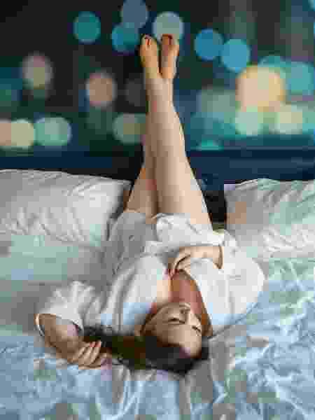 O prazer da mulher está em suas mãos - Getty Images/iStockphoto