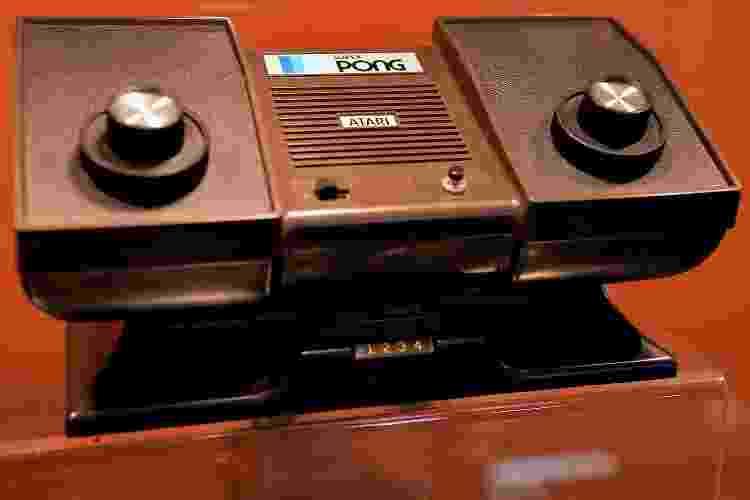 Pong Atari - Sascha Steinbach/Getty Images - Sascha Steinbach/Getty Images