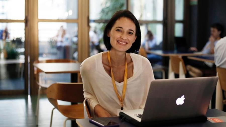 Silaine Stüpp, criadora da HerForce - Paulo Liebert/Divulgação