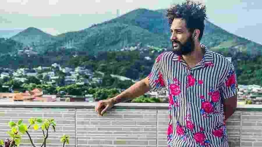 O cineasta Cadu Barcellos foi encontrado morto ontem, no Rio de Janeiro - Reprodução/Instagram