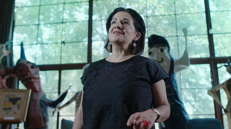 A fotógrafa Cristina Kahlo, sobrinha-neta da artista - Divulgação