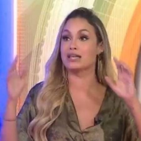 BBB 21: Sarah é entrevistada no Multishow - Reprodução/ Globoplay