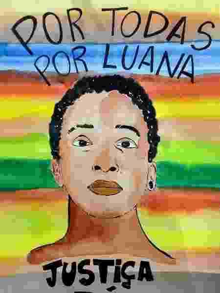 Luana Barbosa ilustra - Ilustração de Lê Nora - Ilustração de Lê Nora