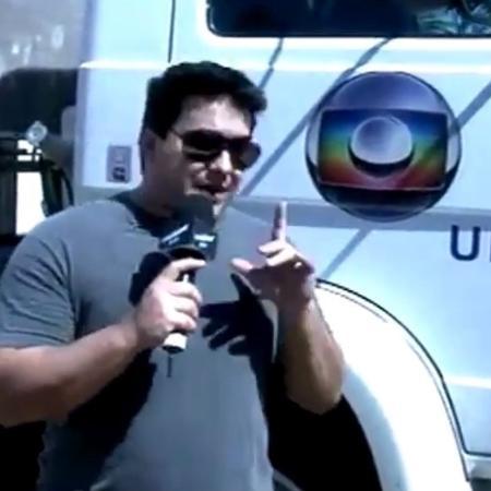 Andre Marques relembra matéria há 13 anos sobre 'No Limite' no Vídeo Show - Reprodução/Tv Globo