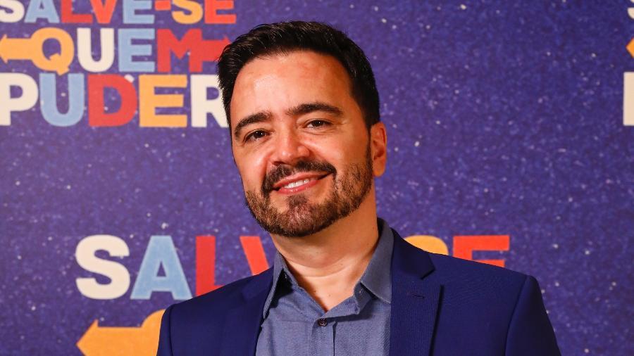 """Daniel Ortiz, autor de """"Salve-Se Quem Puder"""", ralou para escrever os 53 capítulos finais - Reprodução/Globo"""