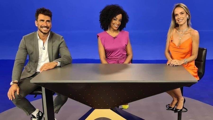 Júlio Rocha rescinde com a RedeTV! e não é mais apresentador do TV Fama - Reprodução/Instagram