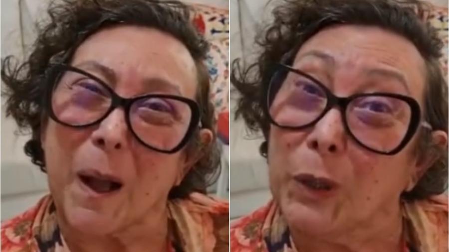 Bárbara Bruno fala pela primeira vez após ter alta do hospital - Reprodução/Instagram