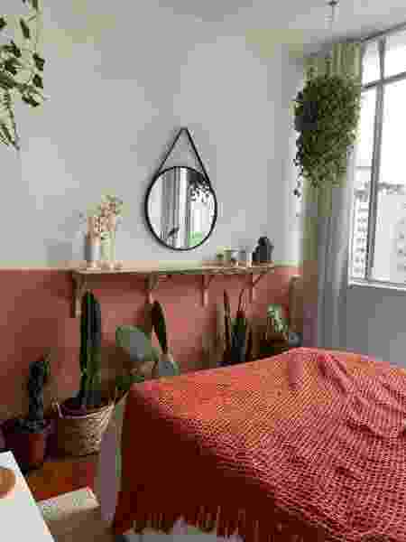 Detalhes da decoração no quarto - Arquivo Pessoal - Arquivo Pessoal