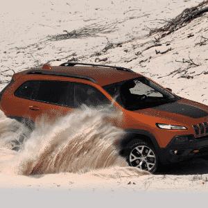 Jeep Cherokee Trailhawk - Murilo Góes/UOL