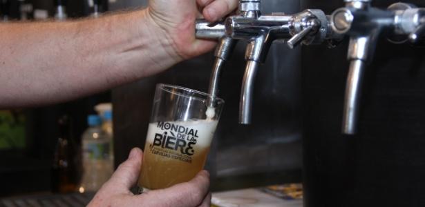 Festival Mondial de La Bière vai de 19 a 22 de novembro no Rio - Patrick Rocha/Divulgação