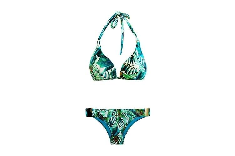 490d06a4de47 Grávida na praia: Inspire-se nos maiôs e biquínis das famosas - BOL ...