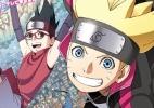 """Continuação de """"Naruto"""", anime de """"Boruto"""" estreará em 5 de abril - Divulgação"""