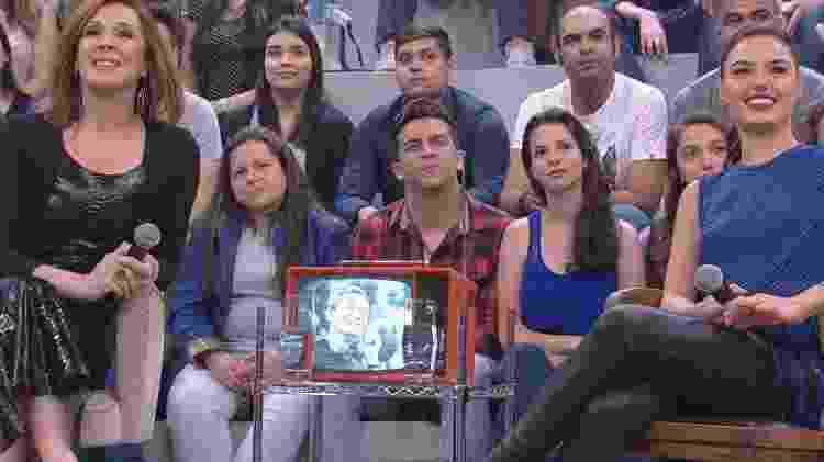 """Cláudia Raia e Isis Valverde no """"Altas Horas"""" - Globo - Globo"""