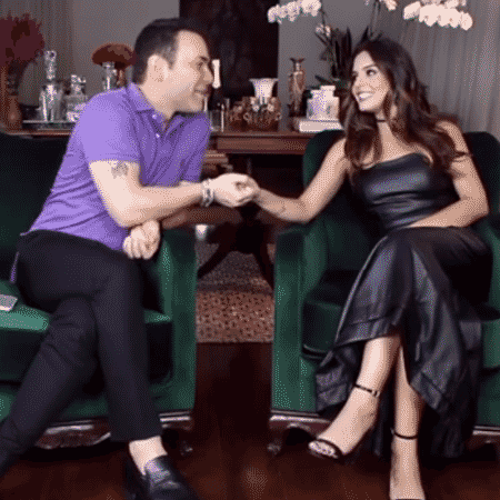 Matheus Mazzafera e Giovanna Lancelotti - Reprodução / Instagram