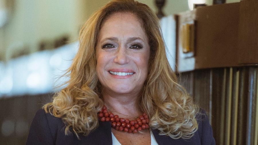"""Susana Vieira em """"Os Dias Eram Assim""""; atriz passou mal e foi internada com trombose - Mauricio Fidalgo/TV Globo"""
