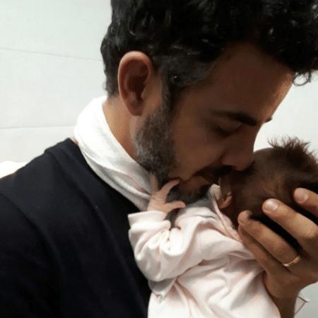 Anderson Di Rizzi se declara para a filha, Helena - Reprodução/Instagram/andersondirizzi