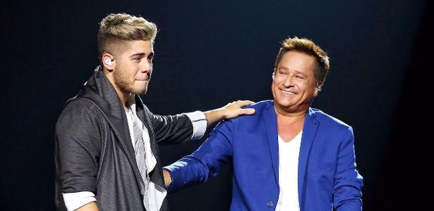 Zé Felipe canta em homenagem ao pai, o sertanejo Leonardo