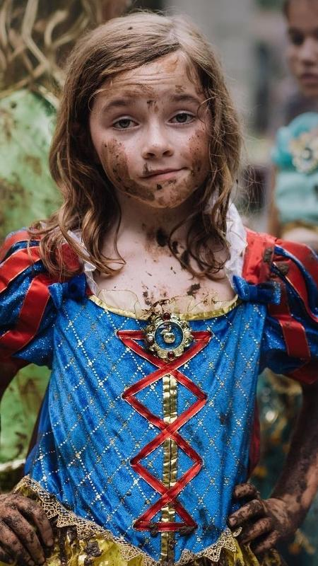 Alice, tem 9 anos é de Atlanta, nos EUA, e filha da fotógrafa Kate Parker - Reprodução/Instagram/goodmorningamerica