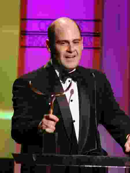 "Matt Weiner criou a série ""Mad Men"" - Getty Images"