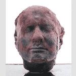 """Marc Quinn, """"Self"""", 1991 - Reprodução"""