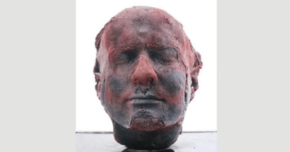 """Marc Quinn, """"Self"""", 1991"""