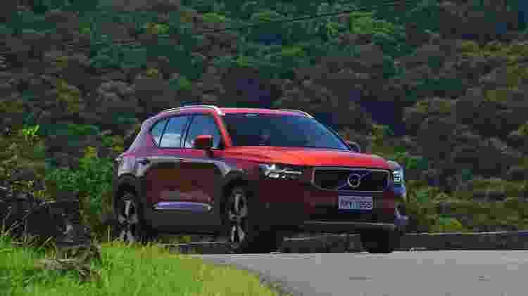 Volvo XC40 - Murilo Góes/UOL - Murilo Góes/UOL